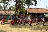 Jaran Kepang hingga Marching Band SMK Sampang meriahkan pembukaan TMMD