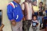 14 warga Supiori yang mengungsi dari Wamena tiba di Biak