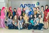 Peringatan Hari Batik Nasional 2019, Karyawan RAPP kompak pakai baju batik
