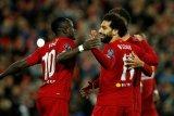 Liverpool susah payah taklukan Salzburg di Anfield