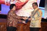 Sukses bina Kampung Iklim, Pemkab Solok terima penghargaan dari Kementerian LHK