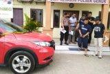 Nekat mencuri mobil kerabat, warga Jepara diringkus di Semarang
