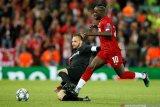 Hasil akhir Liverpool vs Leicester 2-1