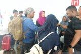 Diganggu KKSB, seratusan warga Ilaga kembali mengungsi ke Timika