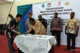 Pemkab Asmat hibahkan dana pilkada sebesar Rp65 miliar
