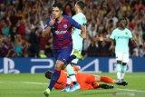 Suarez boyong Barcelona bangkit dan kalahkan Inter