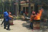 Antisipasi kebakaran, 23 pengusaha di Kudus ikuti pelatihan pemadaman kebakaran