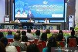 Wali Kota Bitung mengajak pimpinan agama jaga keharmonisan