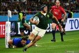 Afsel taklukkan Italia 49-3 di Pool B Piala Dunia Rugby