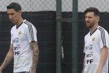 Messi pidato, skuat Argentina