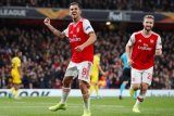 Arsenal libas Liege, Frankfurt curi tiga poin dari Guimaraes