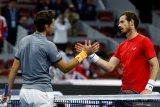 Maju sampai perempat final, Andy Murray senang dengan kemajuannya