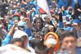 Mahasiswa Untad tuntut tindak oknum Polri dan TNI represif terhadap mahasiswa