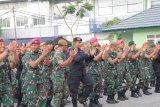 Kegiatan ini mampu persatukan TNI dan Polri