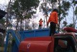 Sleman pasok air bersih setiap hari di Kecamatan Prambanan