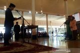 Sultan melantik Arofa Noor Indriani sebagai Penjabat Sekda DIY