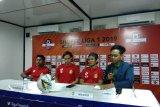Pelatih Bhayangkara sebut dua gol PSS murni kesalahan pemainnya