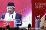 Peluncuran buku The Maruf Amin Way