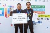 Mahasiswa UMP sabet juara II di Puspitek Short Movie Competition