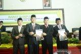 Empat Pimpinan DPRD Inhil masa jabatan 2019-2024 resmi dilantik