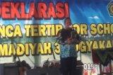 SMK Muhammadiyah 3 Yogyakarta deklarasikan Panca Tertib for School