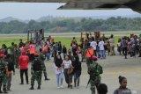 Warga yang ingin kembali ke Wamena akan difasilitasi pemerintah