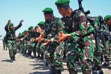 Kapolres OKU  berharapsinergitas TNI dan Polri tetap terjalin baik