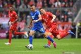 Bayern Muenchen menelan kekalahan pertama musim ini