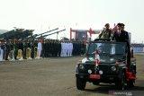 Pemerintah tambah 60 jabatan baru untuk perwira tinggi TNI