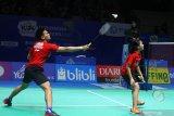 Ganda campuran Adnan/Mychelle lolos ke final Indonesia Masters 2019