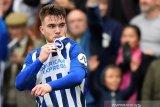 Pulih dari cedera, Connolly siap bela Brighton lawan Liverpool