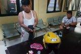 Polres Pasaman Barat ciduk  dua pengedar narkoba saat akan bertransaksi