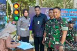 HUT ke-74 TNI, Polri gandeng BNI berikan kado special untuk prajurit