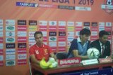 Pelatih Badak Lampung  akui Semen Padang bermain lebih baik