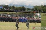 Masyarakat Palu antusias saksikan perayaan HUT TNI