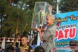 Ganjar tertarik dengan pengembangan wisata olahraga di Pariaman