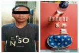 Polisi tetapkan pemilik sepuluh paket sabu-sabu sebagai tersangka