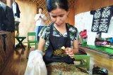 UMKM Batik Lampung berdayakan kaum disabilitas