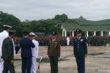 Presiden Joko Widodo pesan TNI adaptasi teknologi baru dan junjung tinggi kemandirian