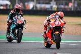 MotoGP -- Marquez juara setelah ulangi duel sengit dengan Quartararo di Grand Prix Thailand