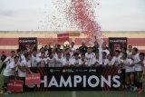 Kalahkan Bhayangkara FC , Tira Persikabo juara Liga 1 U-16