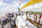 KRI Bima Suci bersandar di Thilawa Myanmar