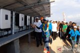 Menteri BUMN Resmikan lima plts komunal di NTT