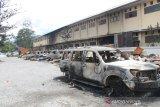 Bupati Jayawijaya: 1.010 rumah, kantor, kendaraan dibakar saat kerusuhan Wamena