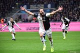 Liga Italia -- Juventus kembali depak Inter dari pucuk klasemen