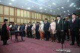 Sebanyak 45 anggota DPRD Sultra 2019-2024 resmi dilantik