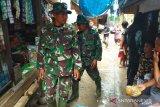 Pasar tradisional Desa Ogoalas terbantu kehadiran TMMD