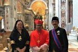 Mgr Suharyo jadi Kardinal sebagai bukti Paus Fransiskus percayai Indonesia