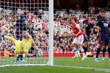 Liga Inggris -- Arsenal merangsek ke posisi ketiga usai kalahkan Bournemouth