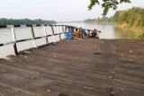 Dermaga Rangkayo Hitam Muarabulian potensi wisata edukasi di Batanghari